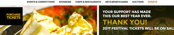 Albany Chef's Food & Wine Festival